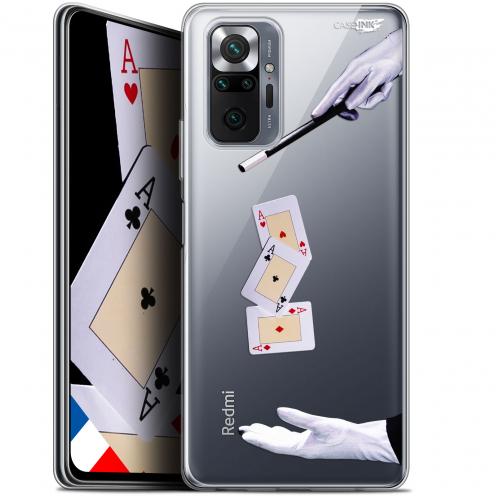 """Carcasa Gel Extra Fina Xiaomi Redmi Note 10 PRO (6.7"""") Design Cartes Magiques"""
