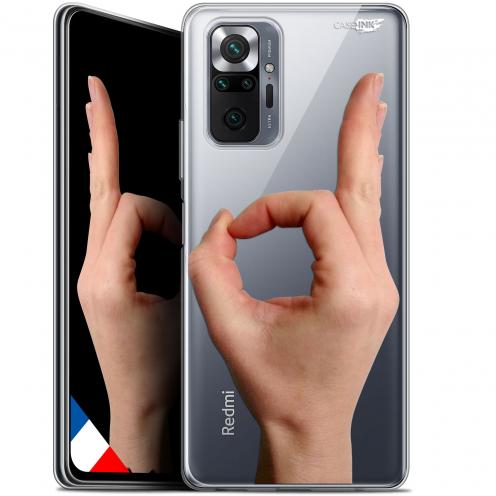 "Carcasa Gel Extra Fina Xiaomi Redmi Note 10 PRO (6.7"") Design Le Jeu du Rond"