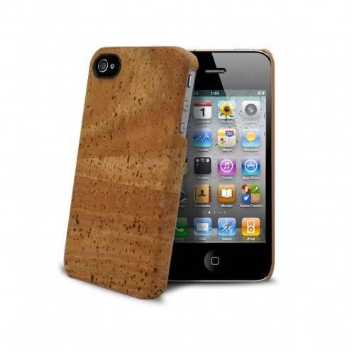 Casco Corkcase® en planta de fibra de corcho iPhone 4S/4