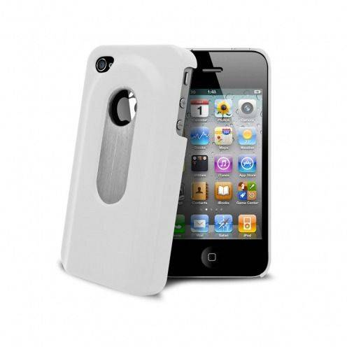Casco abre botella Blanco iPhone 4S/4