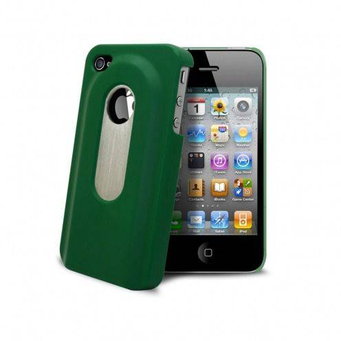 Casco abre botella Verde iPhone 4S/4