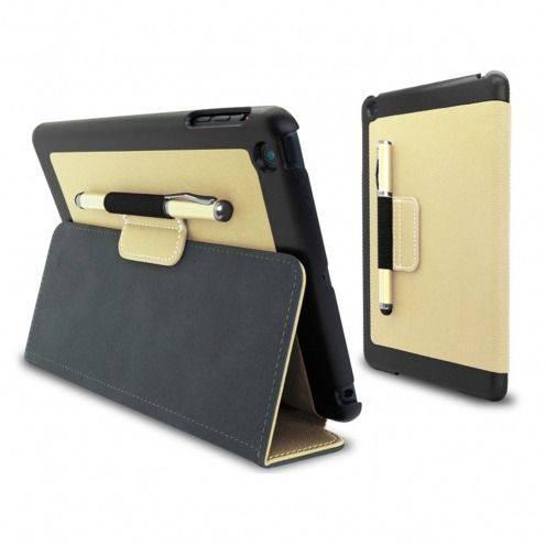 Casco Denim-tejido Club iPad Mini Blanco