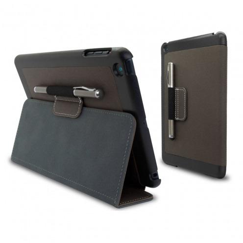 Casco Denim-tejido Club iPad Mini Negro