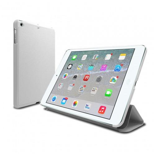 Carcasa Smart Cover Stand iPad Mini 2 Retina Blanca