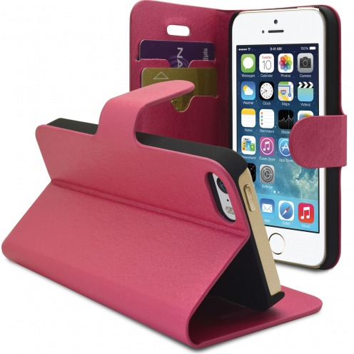 Smart Cover iPhone 5/5S Papyrus Rosa