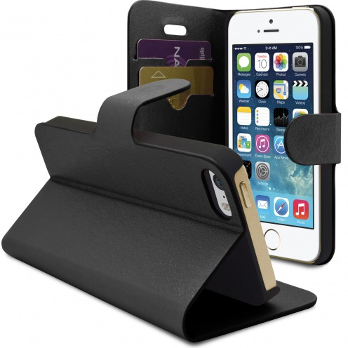 Smart Cover iPhone 5/5S Papyrus Negro