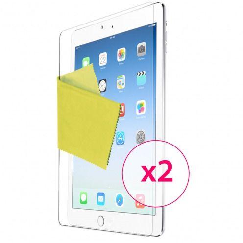 Películas protectoras anti huellas dactilares iPad Air ® de Clubcase 2-Pack