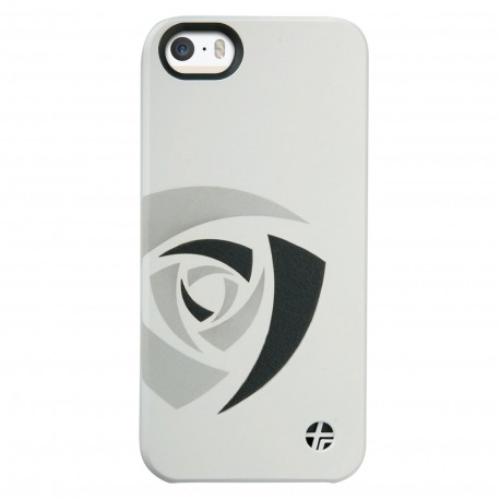 a8d54cc4e2c Carcasa cuero grabado verdadero Trexta® Rose Series Blanca iPhone 5 - 5S