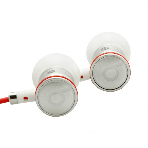 Auriculares / manos libres In Ear Beats Audio® Urbeats By Dre blanco/plata/rojo