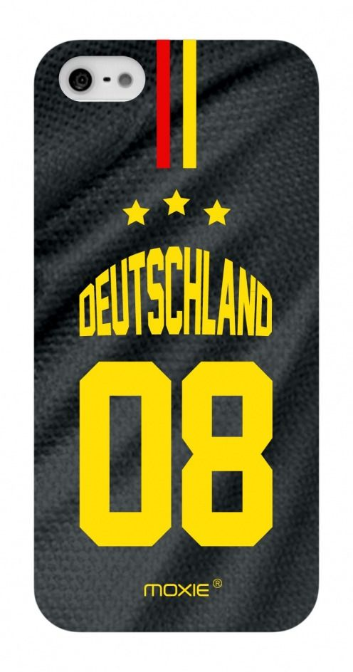 Funda iPhone 5 / 5S / SE Limitada Edicion Copa Del Mundo 2014 Alemania