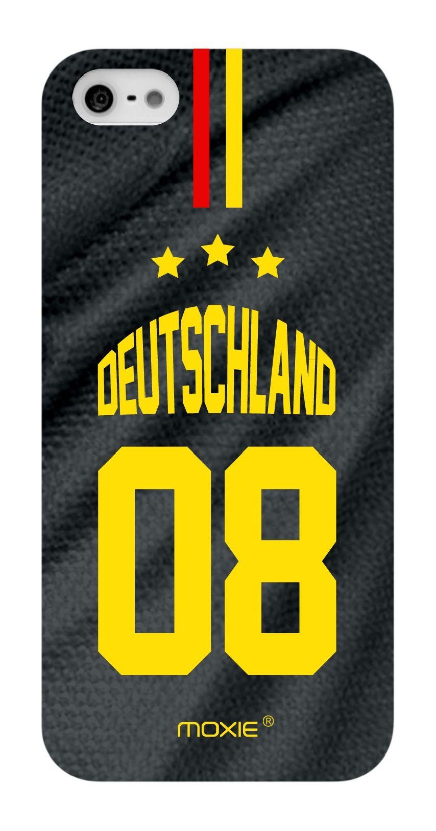 Funda iPhone 5 / 5S Limitada Edicion Copa Del Mundo 2014 Alemania