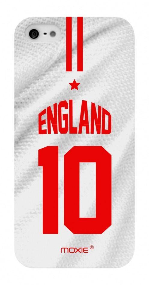 Funda iPhone 5 / 5S / SE Limitada Edicion Copa Del Mundo 2014 England