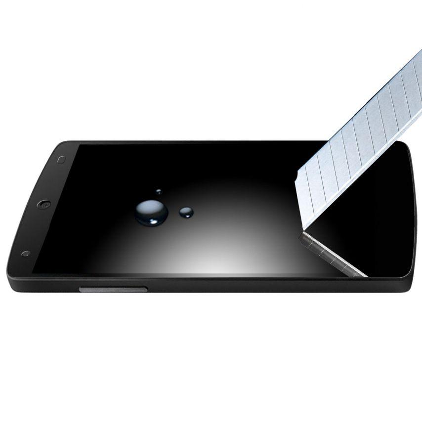 Protección de pantalla de vidrio templado OTAO X-Lambo 9H para LG Nexus 5