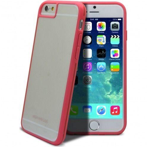 Carcasa iPhone 6 X-Doria® Scene Crystal Bimaterial Rosa
