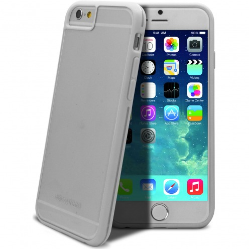 Carcasa iPhone 6 X-Doria® Scene Crystal Bimaterial Blanca