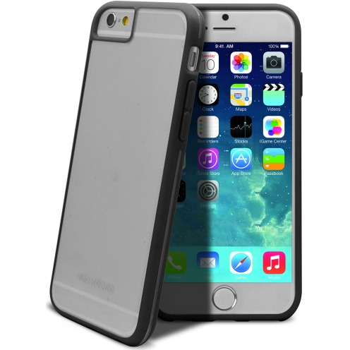 Carcasa iPhone 6 X-Doria® Scene Crystal Bimaterial Negra