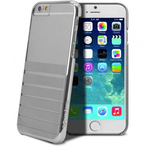Carcasa iPhone 6 X-Doria® Engage Plus Crystal Chrome Plateado