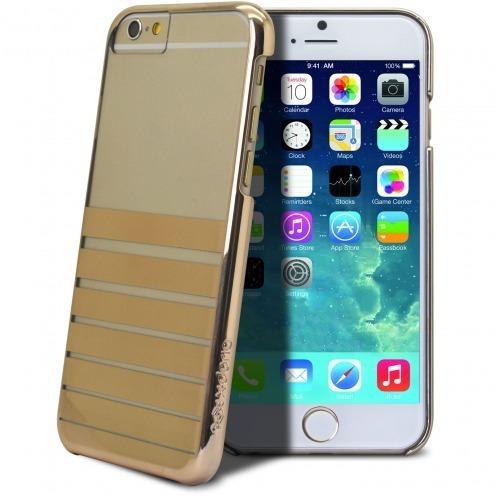 Carcasa iPhone 6 X-Doria® Engage Plus Crystal Chrome Oro