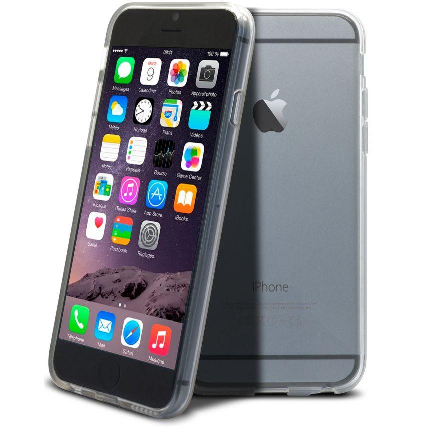 "Casco Flexible ""Crystal Clear"" para iPhone 6"