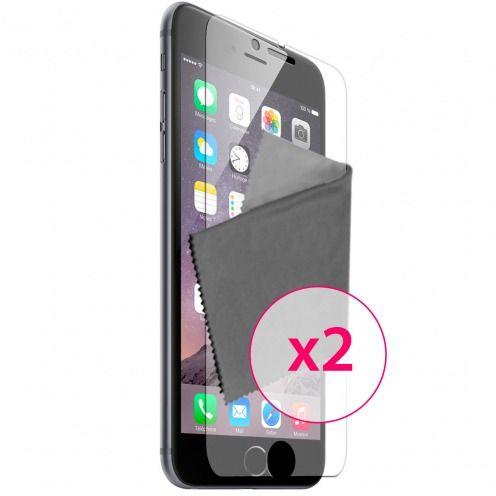 Películas de protección antideslumbrante iPhone 6 Plus ® Clubcase set de 2