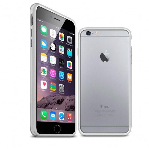 Carcasa Bumper iPhone 6 Plus HQ Blanca