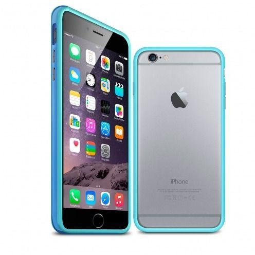 Carcasa Bumper iPhone 6 Plus HQ Azul