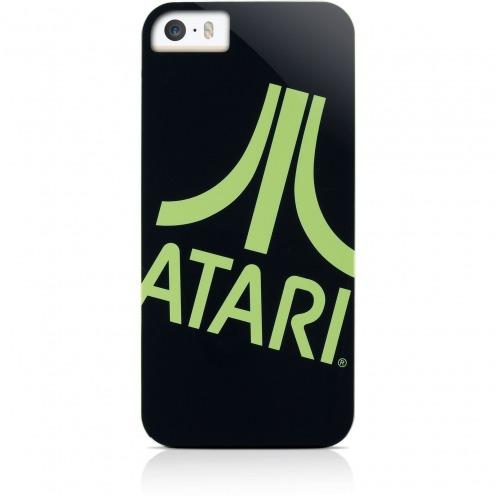 Carcasa iPhone 5 / 5S Gear4® Collector ATARI Negro Verde