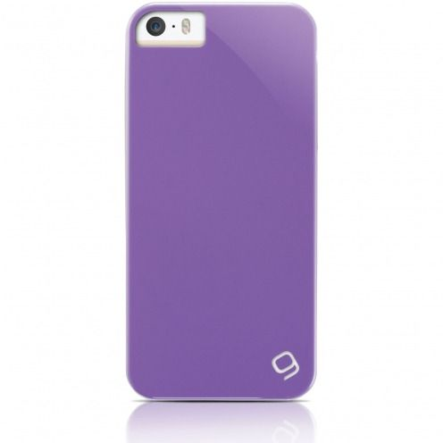 Carcasa iPhone 5 / 5S Gear4® Pop Colors Purpura