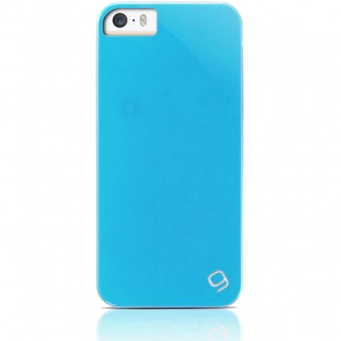 Carcasa iPhone 5 / 5S Gear4® Pop Colors Azul