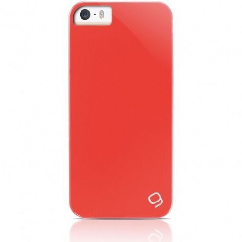 Carcasa iPhone 5 / 5S Gear4® Pop Colors Roja
