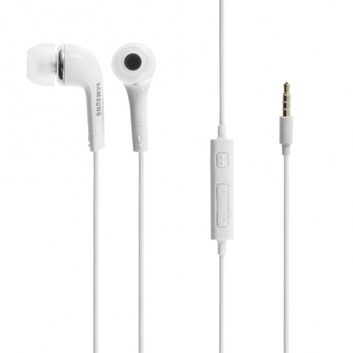 Auriculares / manos libres IN-EAR Samsung EHS64AVFWE Blanco