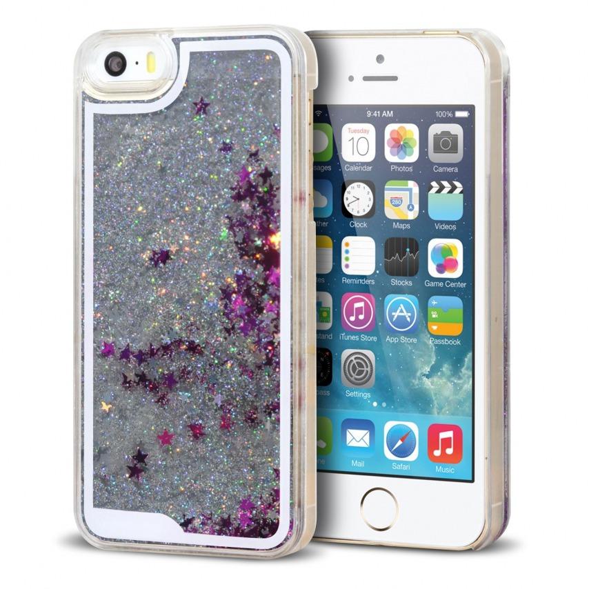 carcasa iphone 5s glitter