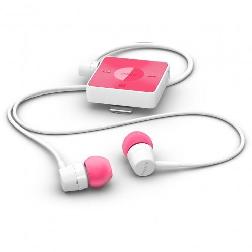 Auriculares Manos Libres Sony SBH20 - Bluetooth NFC Stéréo Rosa