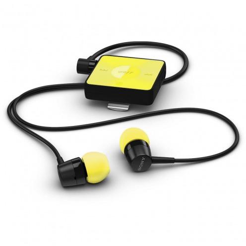 Auriculares Manos Libres Sony SBH20 - Bluetooth NFC Stéréo Lemon