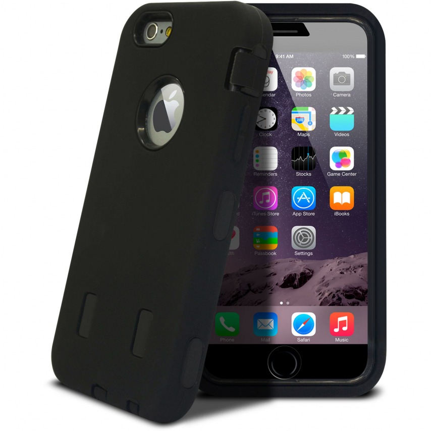 carcasa antigolpes iphone 6 plus