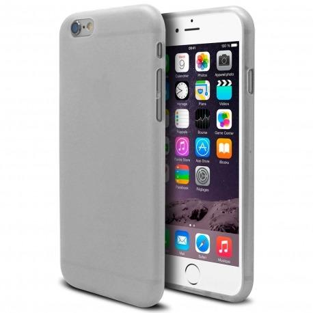 20f7d1970a1 Funda iPhone 6s/6 Frozen Ice Extra Fina Negro opaco
