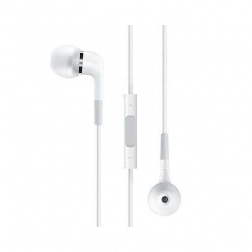 Auriculares / manos libres IN - EAR con blanco de volumen