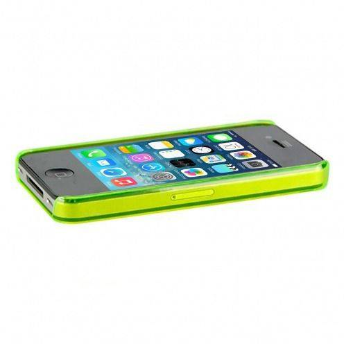 bb0ea7a5dfb Carcasa Crystal iPhone 4 / 4S Verde. Vista rápida