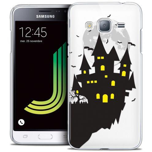 Coque Crystal Samsung Galaxy J3 2016 (J320) Extra Fine Halloween - Castle Dream