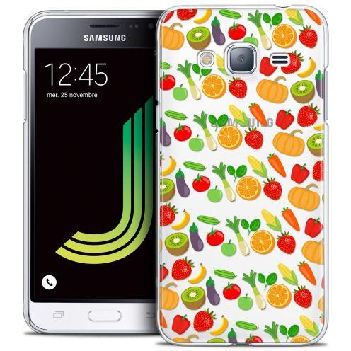 Coque Crystal Samsung Galaxy J3 2016 (J320) Extra Fine Foodie - Healthy