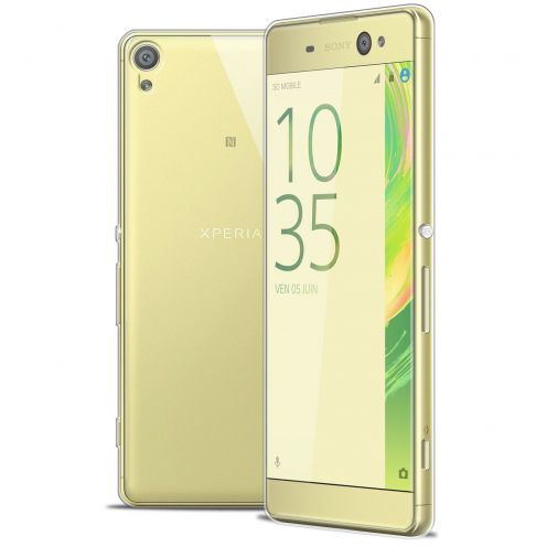 "Coque Sony Xperia XA Ultra 6"" Extra Fine Souple Gel Crystal Clear"