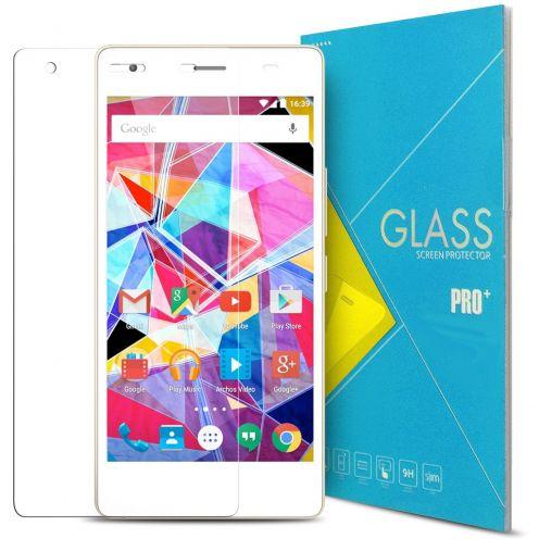 """Protection d'écran Verre trempé Archos Diamond S 5"""" - 9H Glass Pro+ HD 0.33 mm 2.5D"""