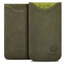 Funda Bolsa Bugatti® Cuero Genuino Skinny Blooming Pine Galaxy Note