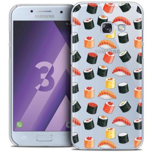 Coque Crystal Samsung Galaxy A3 2017 (A320) Extra Fine Foodie - Sushi