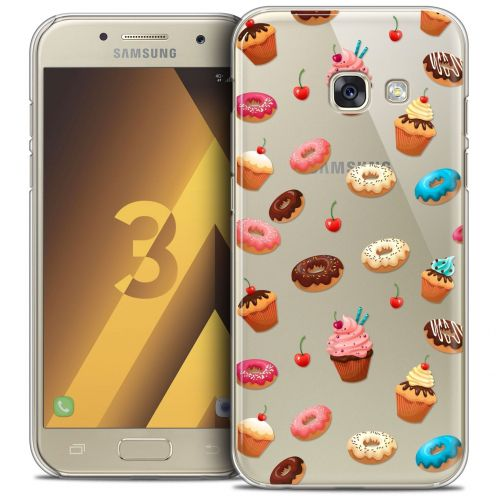 Coque Crystal Samsung Galaxy A3 2017 (A320) Extra Fine Foodie - Donuts