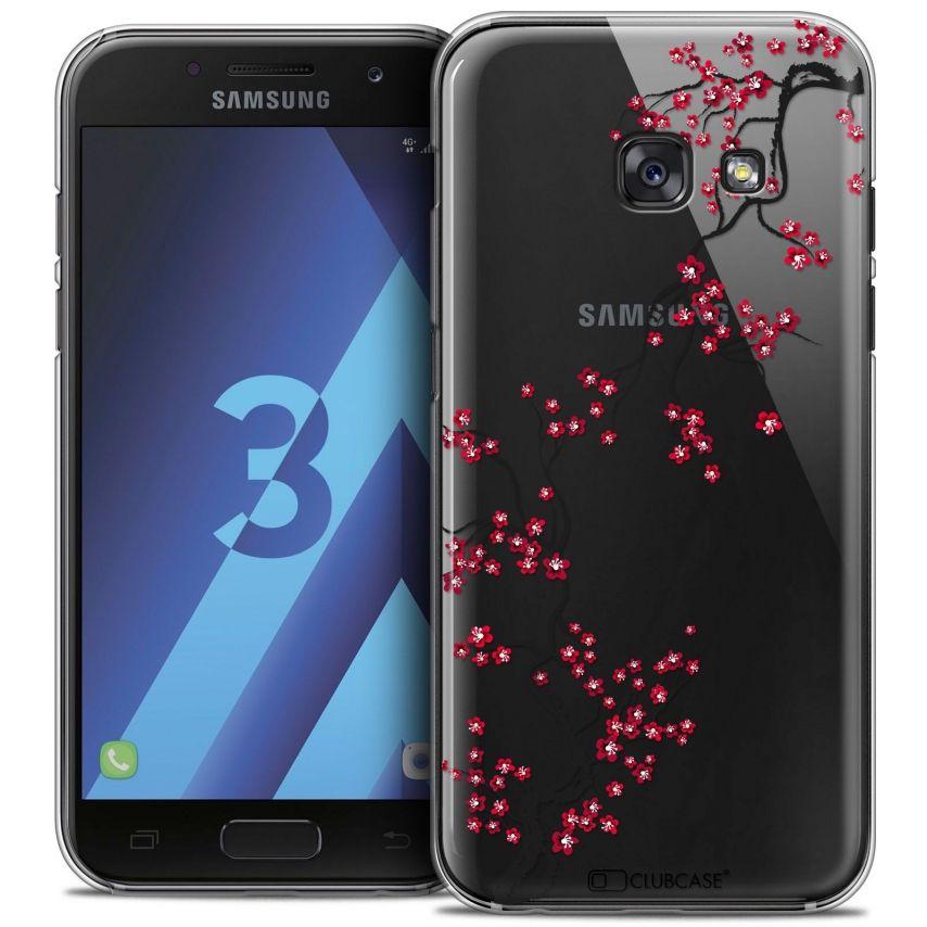 Coque Crystal Samsung Galaxy A3 2017 (A320) Extra Fine Summer - Sakura
