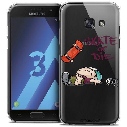 Coque Crystal Samsung Galaxy A3 2017 (A320) Extra Fine BD 2K16 - Skate Or Die