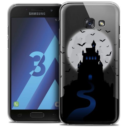 Coque Crystal Samsung Galaxy A3 2017 (A320) Extra Fine Halloween - Castle Nightmare