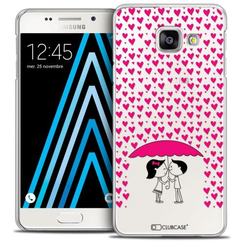 Coque Crystal Samsung Galaxy A3 2016 (A310) Extra Fine Love - Pluie d'Amour