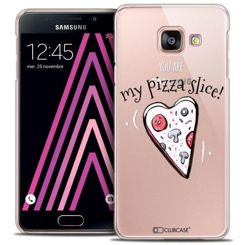 Coque Crystal Samsung Galaxy A3 2016 (A310) Extra Fine Love - My Pizza Slice